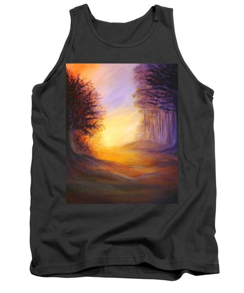 Colors Of The Morning Light Tank Top