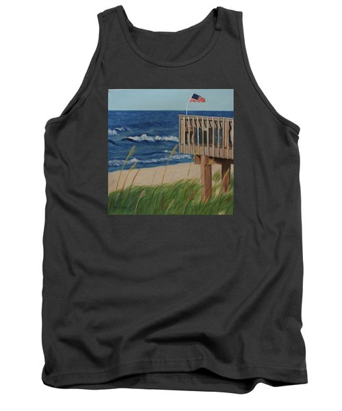 Colors On The Breeze Tank Top