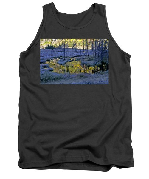 Tank Top featuring the photograph Colour Palette by Jeremy Rhoades