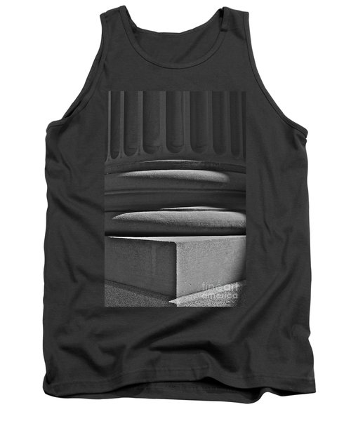 Column 1 Tank Top by Linda Bianic