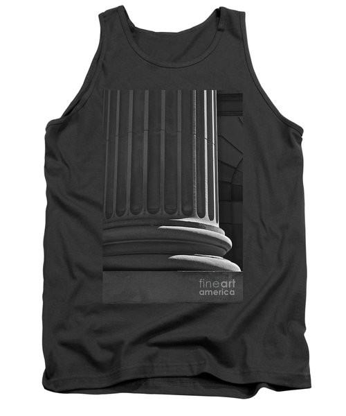 Column 2 Tank Top by Linda Bianic