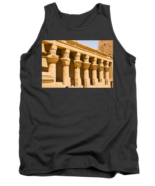 Column Art Tank Top