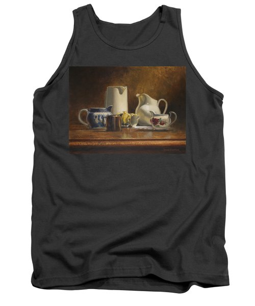 Comfort Those That Mourn Tank Top