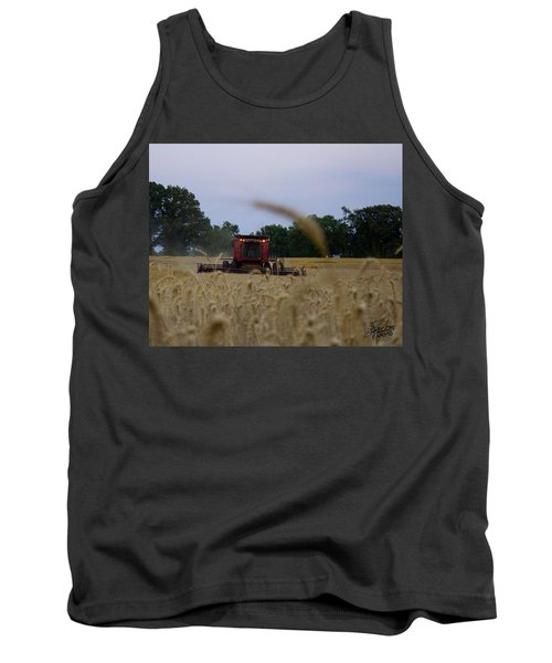 Coming At You Tank Top