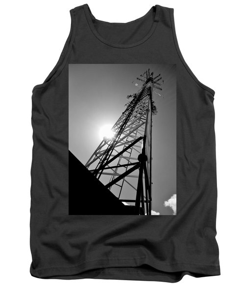 Comm Tower Tank Top