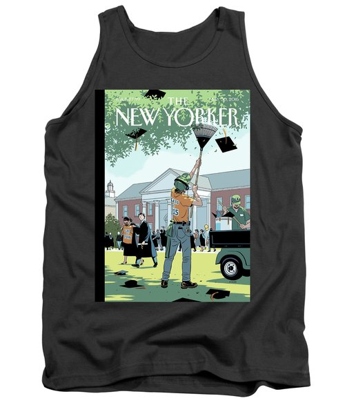 Commencement Tank Top