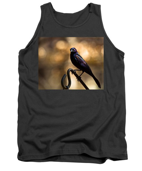 Common Grackle Tank Top