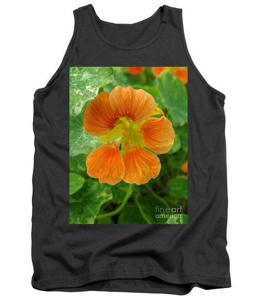 Common Nasturtium Tank Top