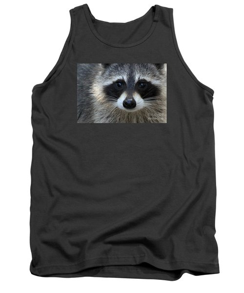 Common Raccoon Tank Top