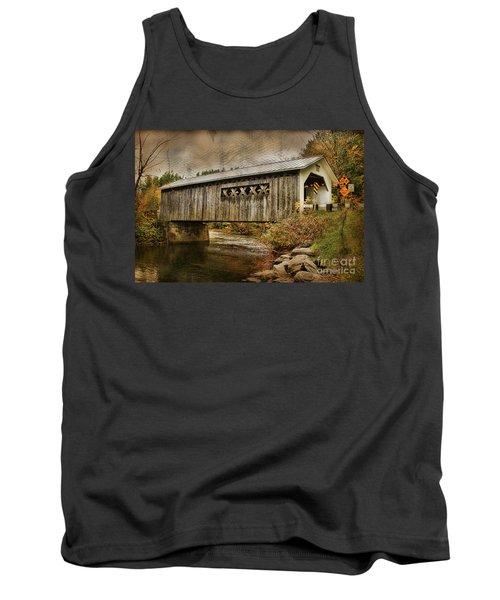 Comstock Bridge 2012 Tank Top