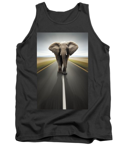 Heavy Duty Transport / Travel By Road Tank Top