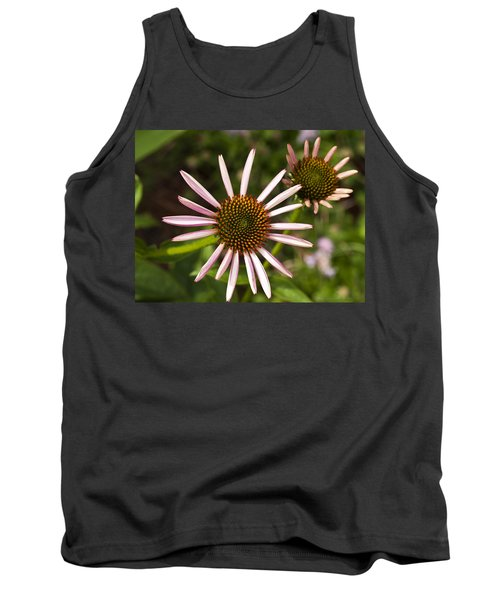 Cone Flower - 1 Tank Top