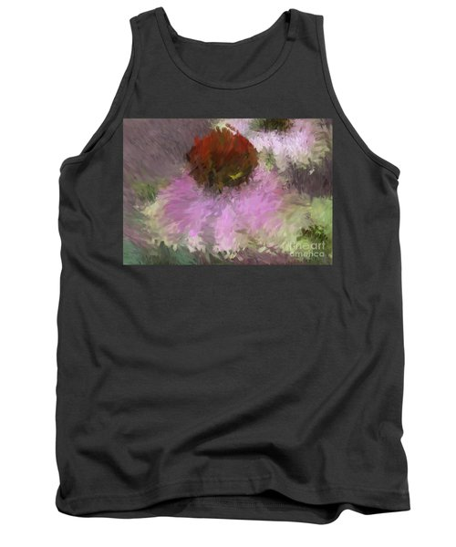 Cone Of Beauty Art Tank Top