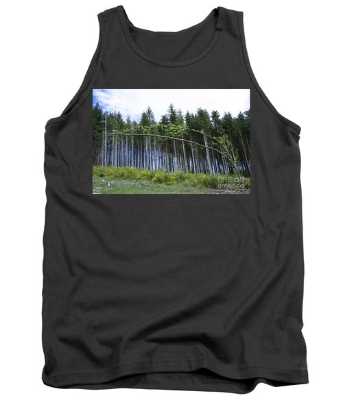 Coniferous Forest Tank Top
