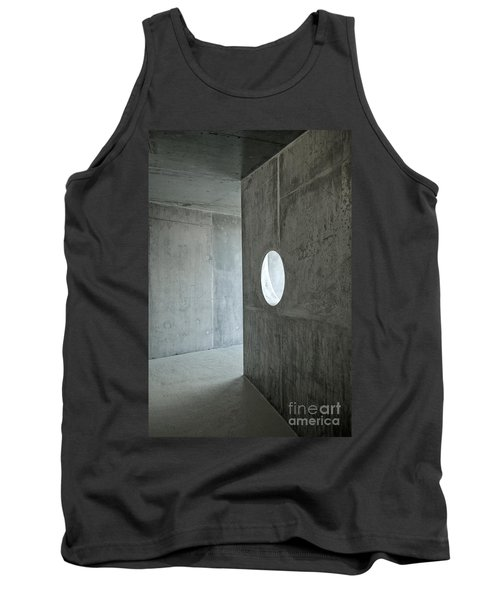 Contemporary Architecture Detail Tank Top