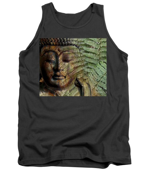 Convergence Of Thought Tank Top by Christopher Beikmann