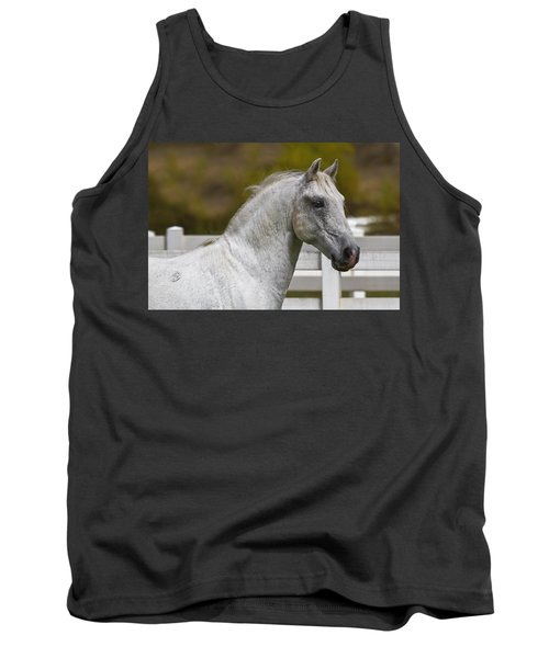 Tank Top featuring the photograph Conversano Mima D2724 by Wes and Dotty Weber