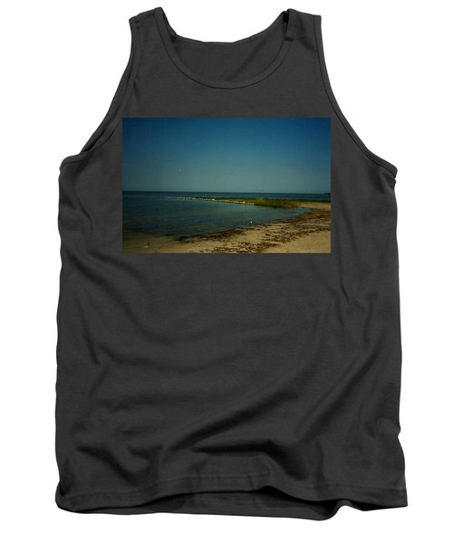 Cool Day For A Swim Tank Top by Amazing Photographs AKA Christian Wilson
