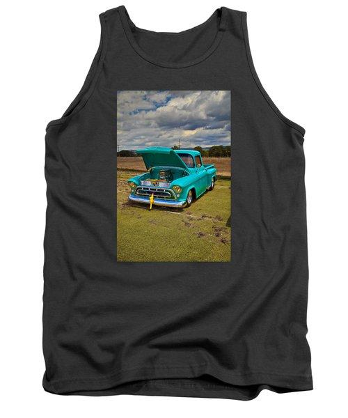 Cool Truck Tank Top
