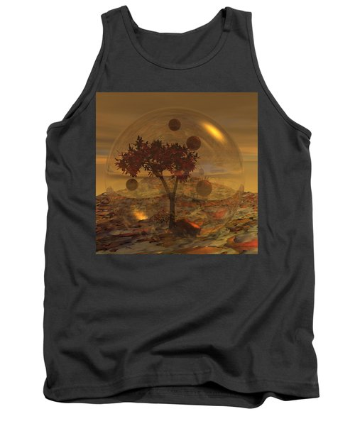 Copper Terrarium Tank Top