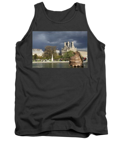 Coquillage Tank Top