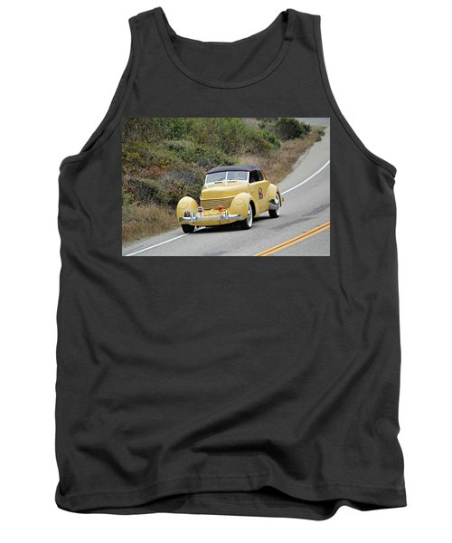 Cord 812 Phaeton On Tour Tank Top