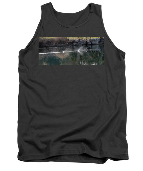 Cormorant Take-off Tank Top