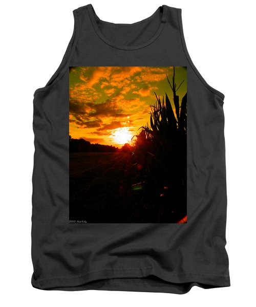 Cornset Tank Top by Nick Kirby