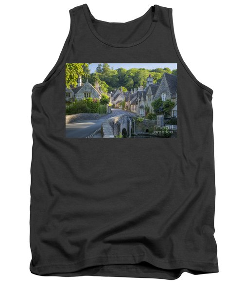 Cotswold Village Tank Top by Brian Jannsen