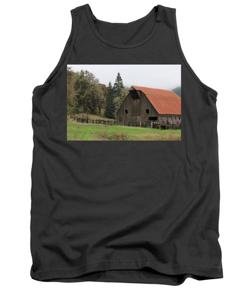 Country Barn Tank Top
