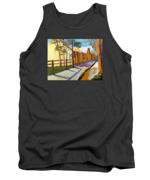 Country Village Tank Top