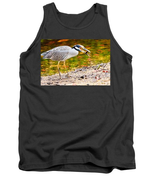 Crabbing In Florida Tank Top