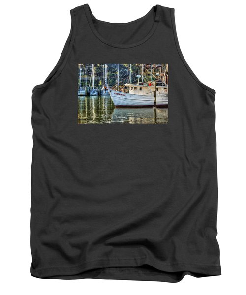 Crimson Tide In The Sunshine Tank Top