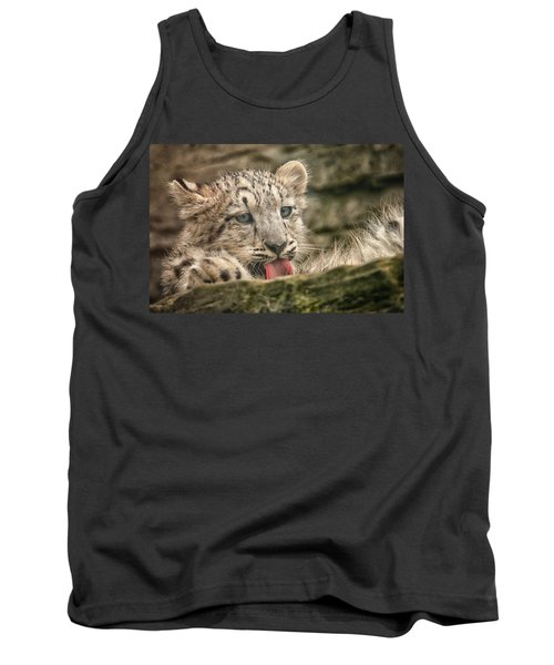 Cub And Tongue Tank Top