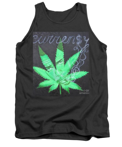 Currensy Tank Top by Jeepee Aero