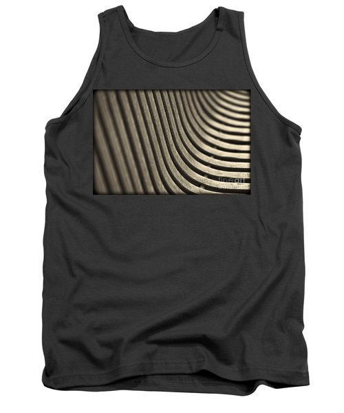 Tank Top featuring the photograph Curves I. by Clare Bambers