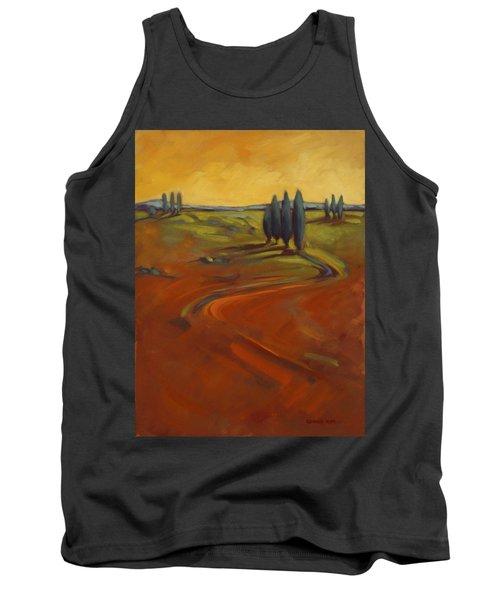 Cypress Hills 3 Tank Top