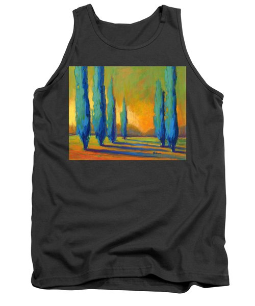 Cypress Road 5 Tank Top