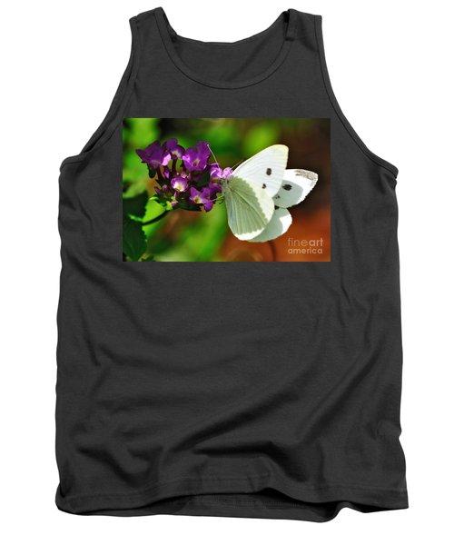 Dainty Butterfly Tank Top
