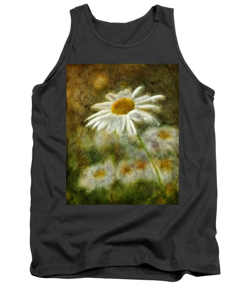 Daisies ... Again - P11at01 Tank Top