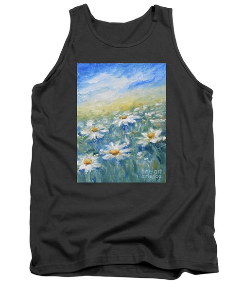Daisies Tank Top by Jane  See
