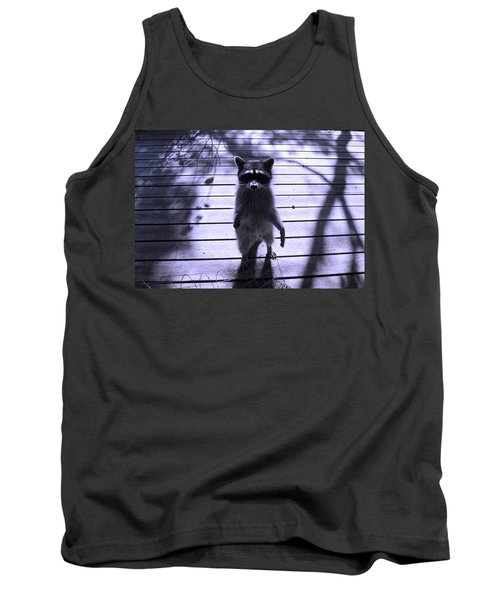 Dancing In The Moonlight Tank Top by Kym Backland