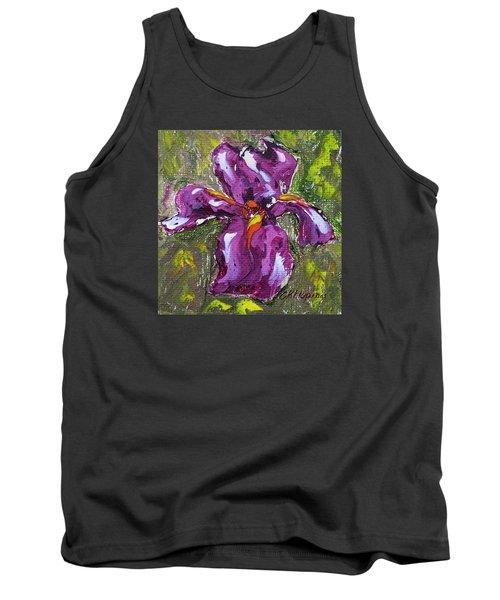Dancing Iris Tank Top