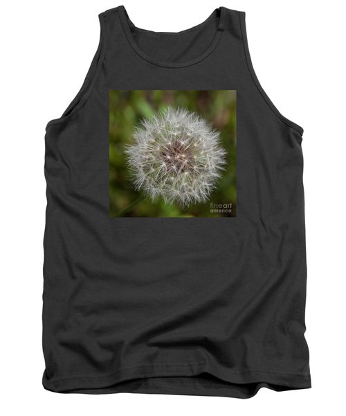 Dandelion Clock Tank Top