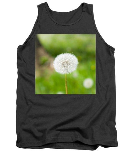 Dandelion Puffball Tank Top