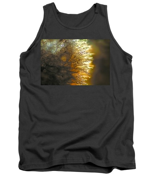 Dandelion Shine Tank Top by Peggy Collins