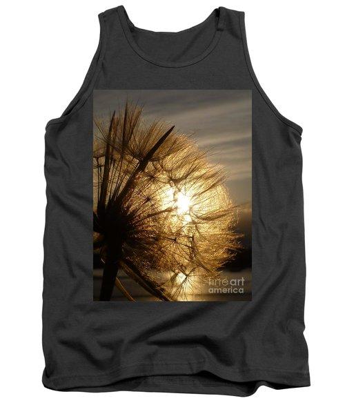 Dandelion Sunset Tank Top