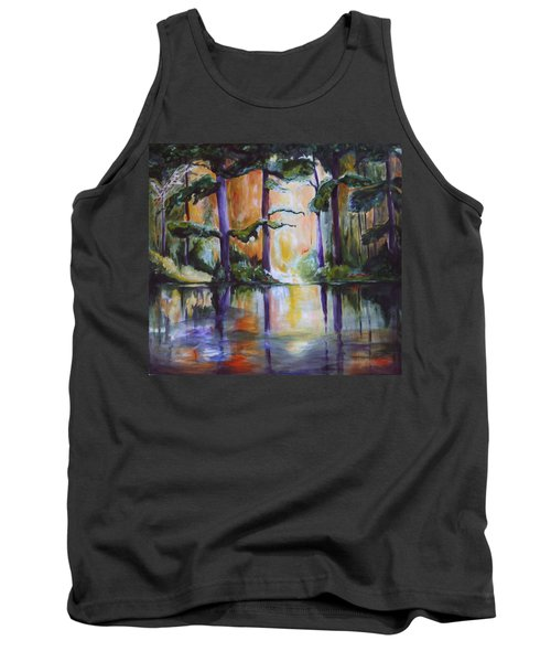 Dark Woods Tank Top