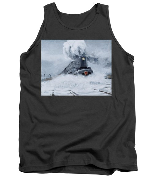 Dashing Through The Snow Tank Top