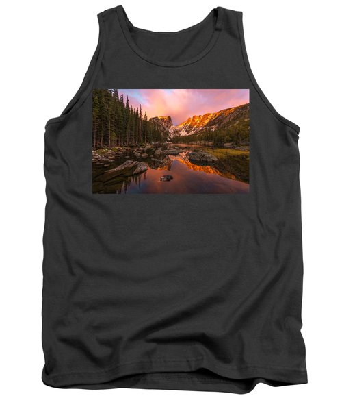 Tank Top featuring the photograph Dawn Of Dreams by Dustin  LeFevre